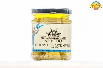 Image de Espadon à l'huile d'olive 200g