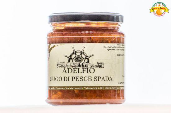 Image sur Sauce d'espadon 300g