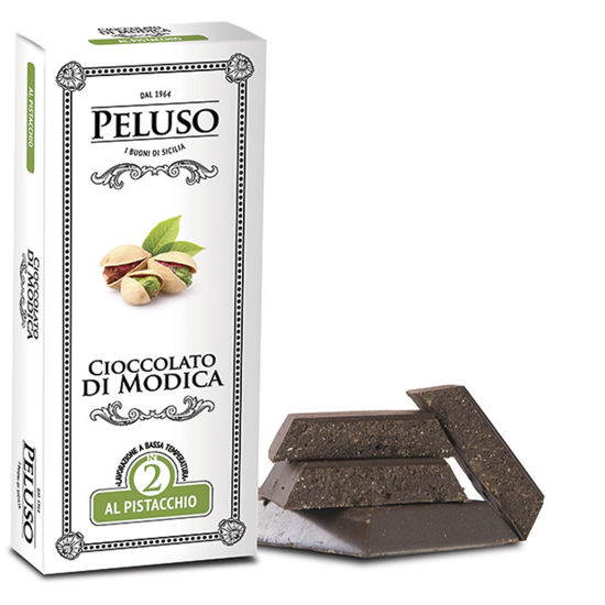 Picture of Pistachio Modica IGP Chocolate 75g