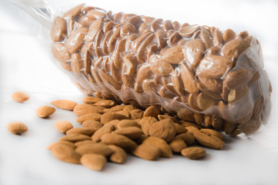 Picture of 500g shelled almonds from Sicily